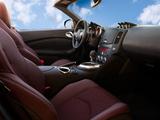 Nissan 370Z Roadster US-spec 2009 images