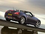 Nissan 370Z Roadster UK-spec 2009 images