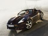 Nissan 370Z Roadster 2009 photos