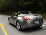 Nissan 370Z Roadster US-spec 2009 photos