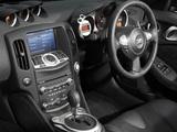 Nissan 370Z Roadster UK-spec 2009 photos