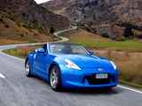 Nissan 370Z Roadster UK-spec 2009 pictures