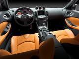 Nissan 370Z US-spec 2009–12 pictures