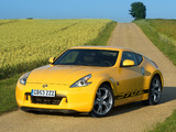 Nissan 370Z Yellow 2009 pictures