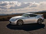 Nismo Nissan 370Z 2009–12 wallpapers