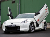 Senner Tuning Nissan 370Z 2010–12 pictures