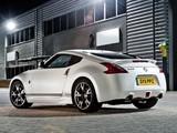 Nissan 370Z GT Edition UK-spec 2011–12 images
