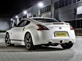 Nissan 370Z GT Edition UK-spec 2011–12 photos