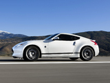 Nissan 370Z GT Edition 2011–12 pictures