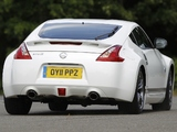 Nissan 370Z GT Edition UK-spec 2011–12 pictures