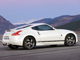 Nissan 370Z GT Edition 2011–12 wallpapers