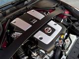 Nissan 370Z US-spec 2012 pictures