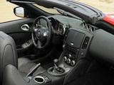 Photos of Nissan 370Z Roadster US-spec 2009