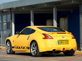 Photos of Nissan 370Z Yellow 2009