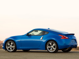 Pictures of Nissan 370Z US-spec 2009–12