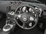 Pictures of Nissan 370Z Roadster AU-spec 2009