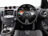 Pictures of Nissan 370Z GT Edition UK-spec 2011–12