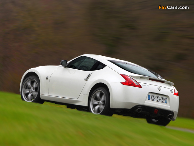 Pictures of Nissan 370Z Signatech 2012 (640 x 480)