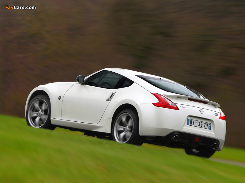 Pictures of Nissan 370Z Signatech 2012 (800 x 600)