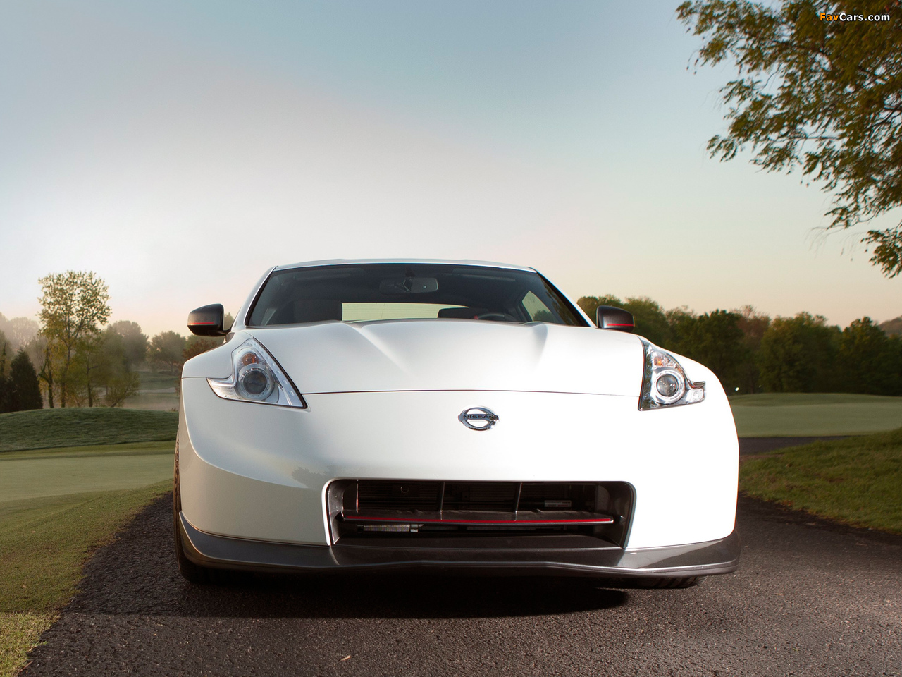 Pictures of Nissan 370Z Nismo US-spec 2013 (1280 x 960)
