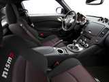 Pictures of Nissan 370Z Nismo US-spec 2013