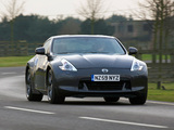 Nissan 370Z Black Edition 2010 wallpapers