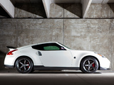 Nissan 370Z Nismo US-spec 2013 wallpapers