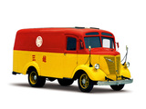 Nissan 98A-T Van 1937–41 images