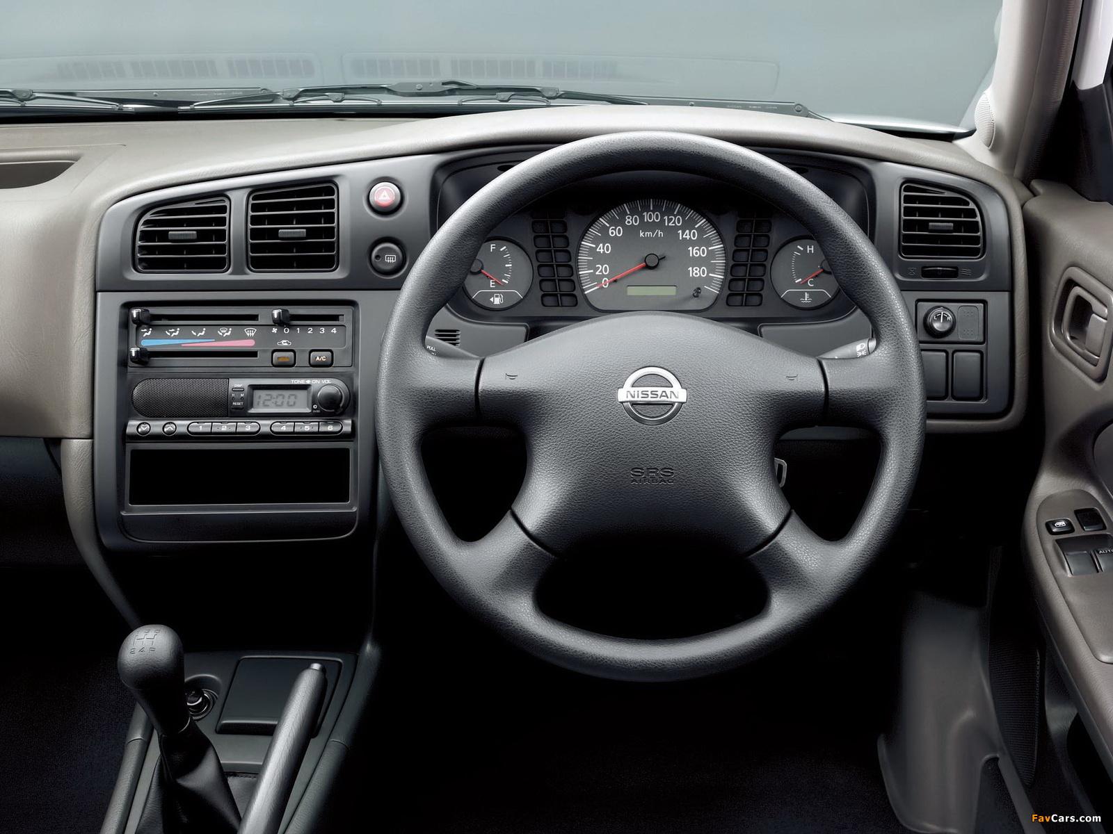 Images of Nissan AD Van (Y11) 1999–2004 (1600 x 1200)