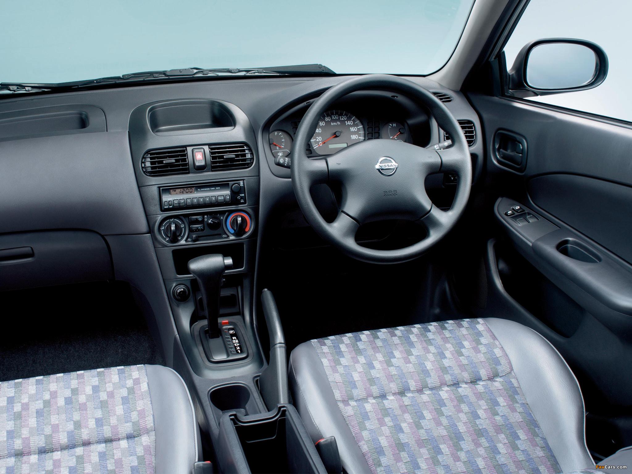 Nissan AD Van (Y11) 1999–2004 images (2048 x 1536)