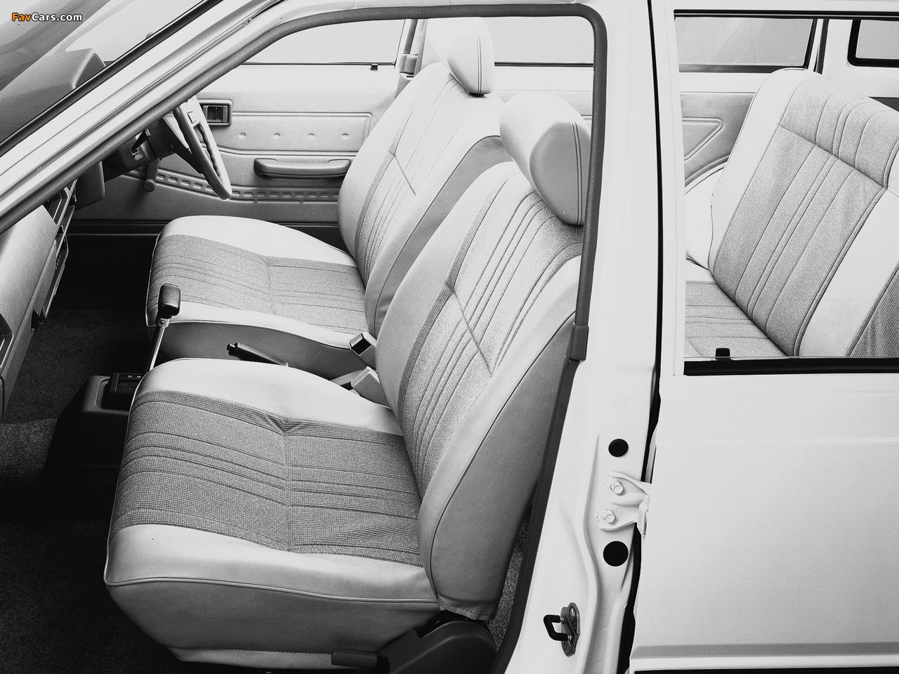Photos of Nissan Sunny AD Van (VB11) 1985–90 (1280 x 960)