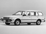 Pictures of Nissan Sunny AD Van (VB11) 1985–90
