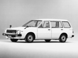 Wallpapers of Nissan Sunny AD Van (VB11) 1982–85