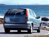 Images of Nissan Almera Tino (V10) 2000–06