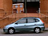 Nissan Almera Tino (V10) 2000–06 images