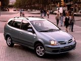 Photos of Nissan Almera Tino (V10) 2000–06
