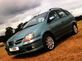 Pictures of Nissan Almera Tino UK-spec (V10) 2000–06
