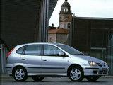 Nissan Almera Tino (V10) 2000–06 wallpapers