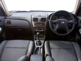 Images of Nissan Almera Sedan ZA-spec (N16) 2003–06