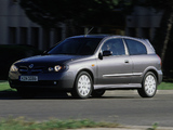 Images of Nissan Almera 3-door (N16) 2003–06