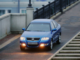 Images of Nissan Almera Classic (B10/N17) 2006