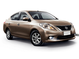 Images of Nissan Almera (B17) 2011