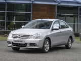 Images of Nissan Almera RU-spec (G11) 2012