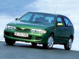Nissan Almera GTI (N15) 1998–2000 photos