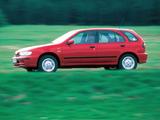 Nissan Almera 5-door (N15) 1998–2000 wallpapers