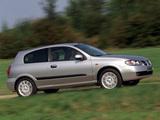 Nissan Almera 3-door (N16) 2003–06 images