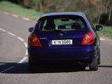 Nissan Almera 5-door (N16) 2003–06 photos