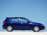 Nissan Almera 5-door (N16) 2003–06 photos