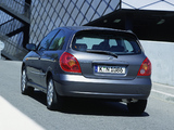 Nissan Almera 3-door (N16) 2003–06 pictures
