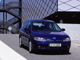 Nissan Almera 5-door (N16) 2003–06 wallpapers